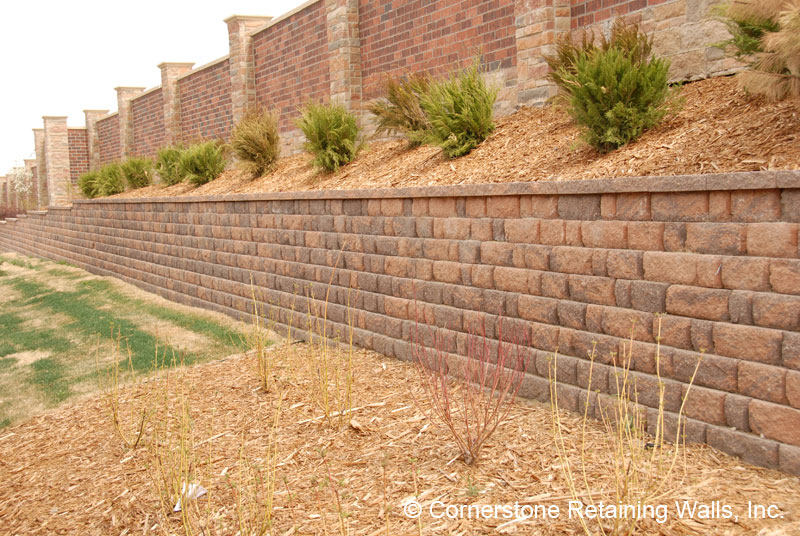 Residential / Landscape Retaining Wall Construction and Paver ... on slate garden walls, concrete garden walls, painted garden walls, cob garden walls, wrought iron garden walls, stucco garden walls, rammed earth garden walls, cement garden walls, brick garden walls, wood garden walls, hispanic garden walls, ep henry garden walls,